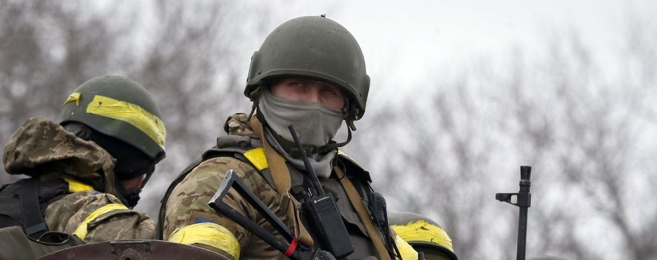 За минулу добу Україна не втратила в зоні АТО жодного захисника - Лисенко