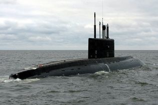 Латвия в очередной раз обнаружила российскую подводную лодку у своих границ