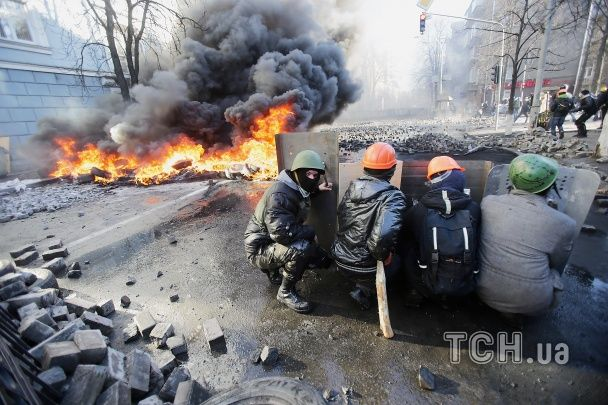 У СБУ показали зброю, з якої беркутівці розстрілювали Майдан