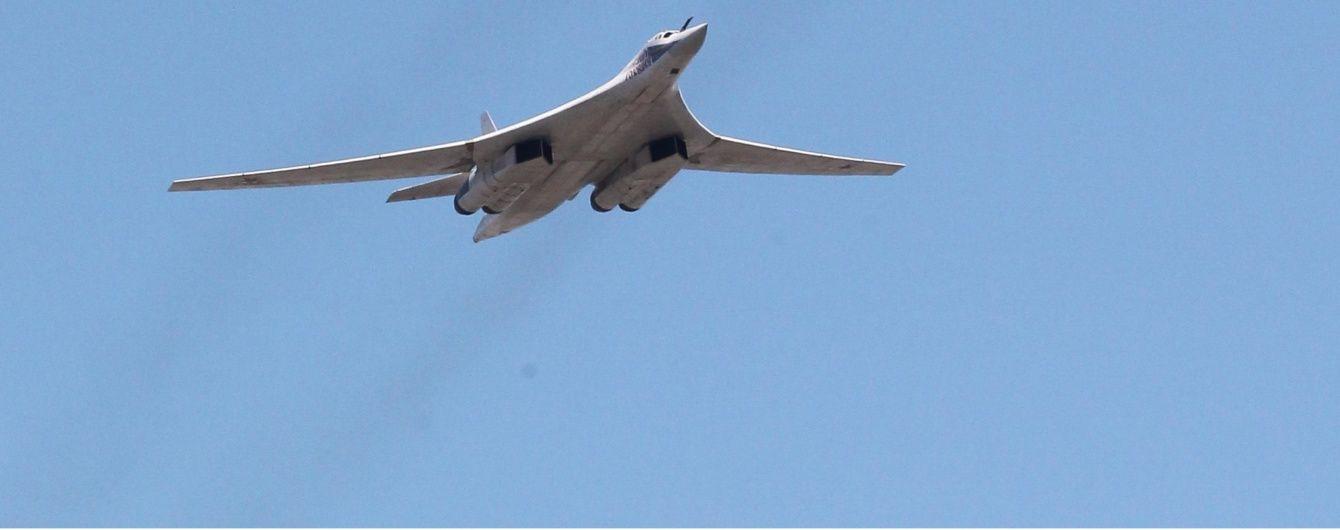 У Франції повідомили про перехоплення російських бомбардувальників