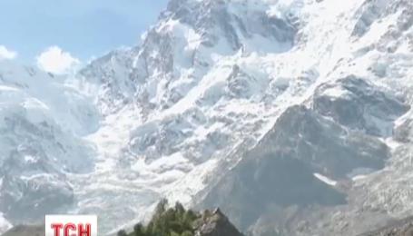 В Альпах зникають льодовики