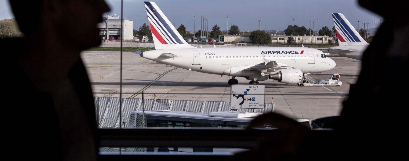 У Кенії знайшли бомбу на борту літака Air France, який екстрено приземлився в аеропорту