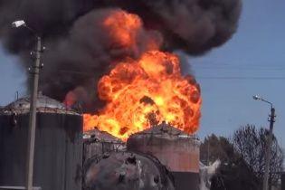 Крупнейший пожар на нефтебазе в Василькове: потерпевшие уже четыре года не могут получить компенсацию