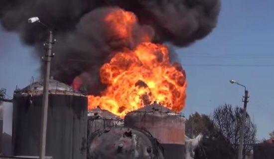Трагічна пожежа на нафтобазі в Василькові: потерпілі вже чотири роки не можуть отримати компенсацію