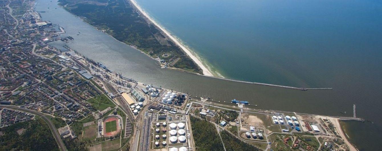 Литва знайшла вихід, як постачати газ до України в обхід Білорусі