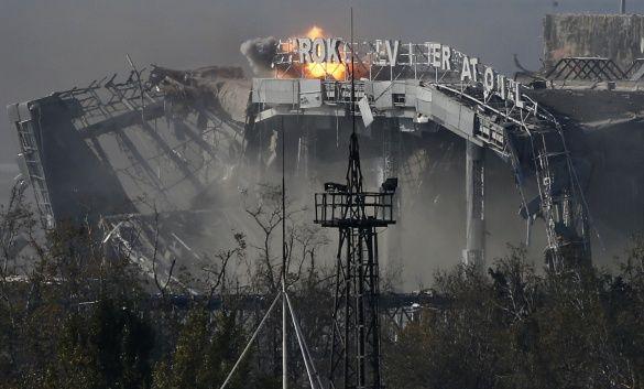 Аеропорт, ДАП, Донецьк