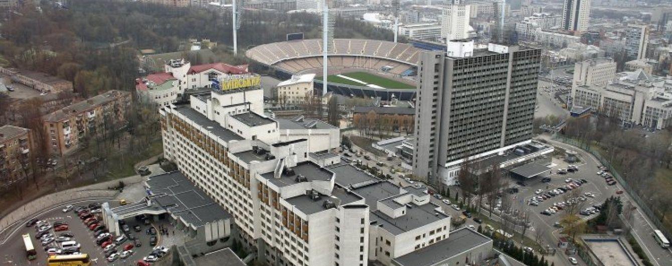Готель в центрі Києва залишили під контролем скандального бізнесмена