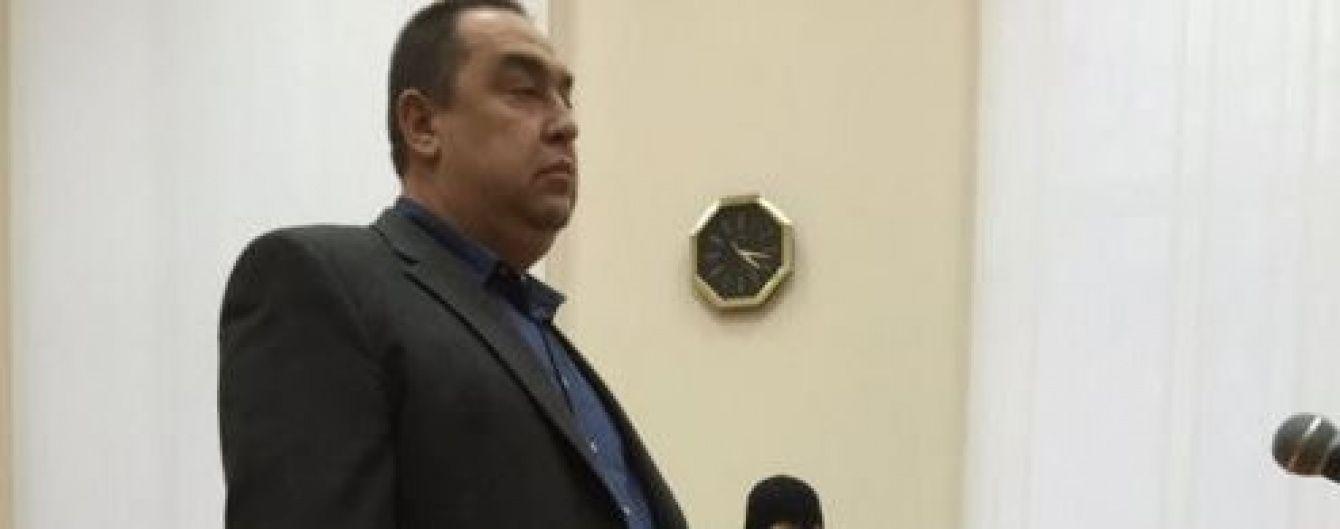СБУ звинуватила Плотницького у вчинені теракту та викраденні Савченко