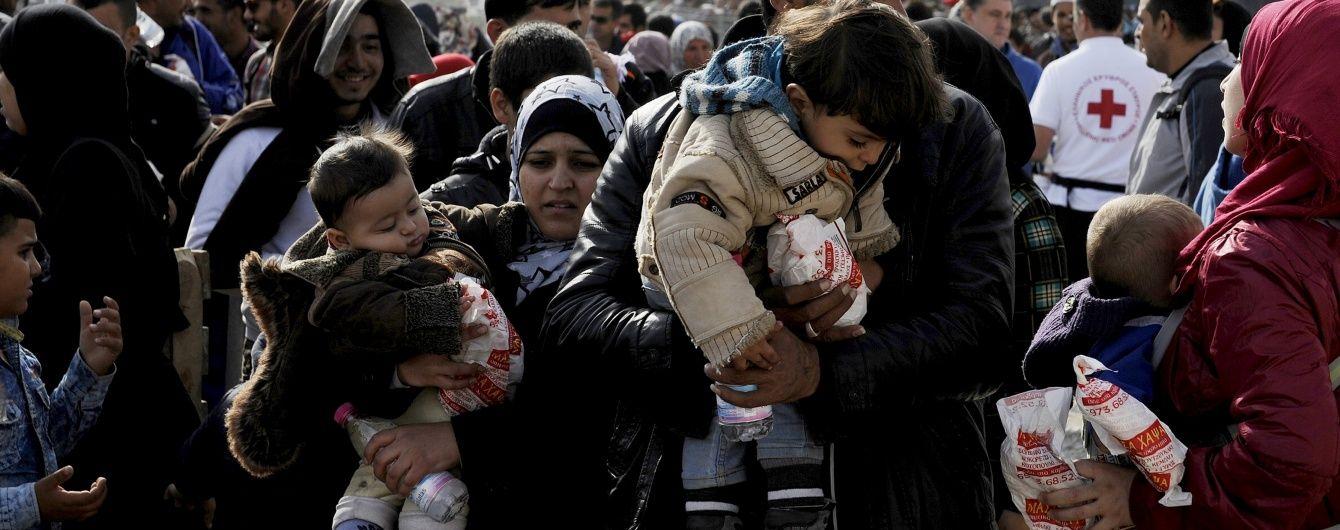 Йорданія закрила кордон з Сирією через наплив біженців