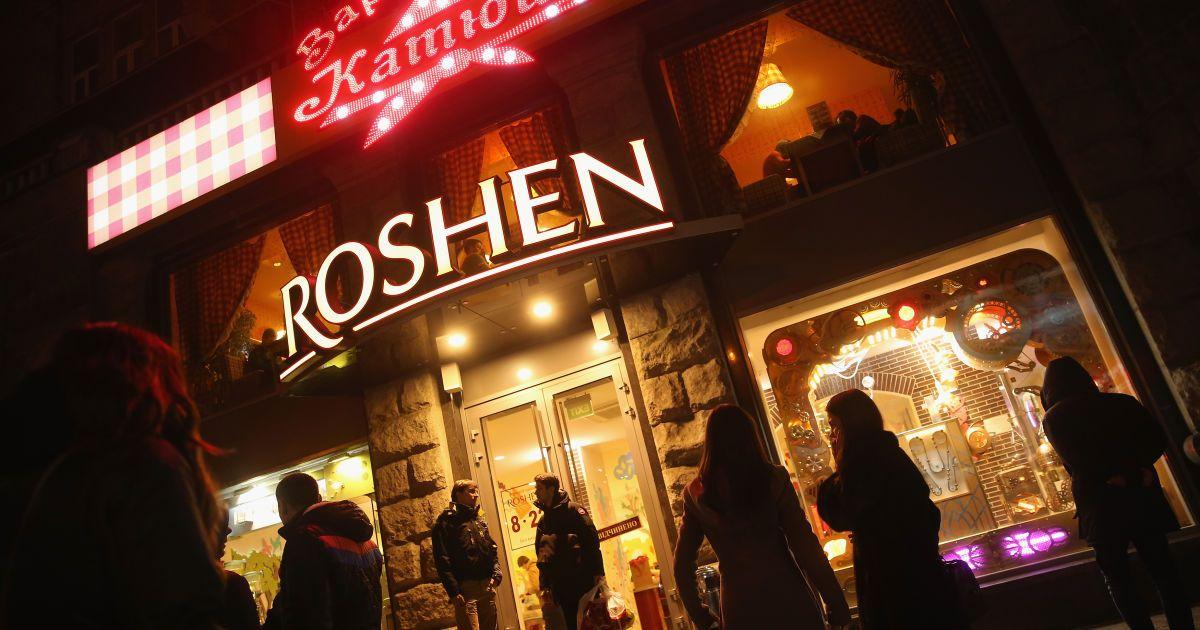 """Полиция не обнаружила взрывчатки в магазинах Roshen и нашла одного из """"минеров"""""""