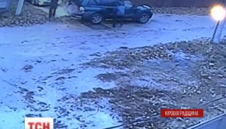 На Кіровоградщині стався збройний напад на місцевого підприємця