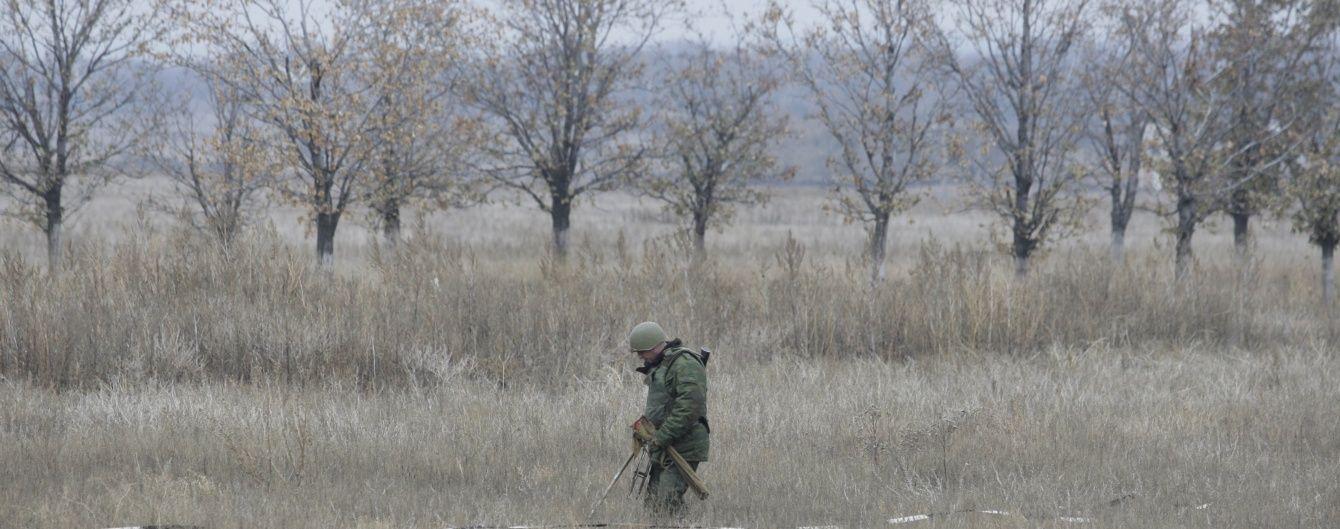 На Донбасі на власній міні підірвалась ДРГ бойовиків - розвідка