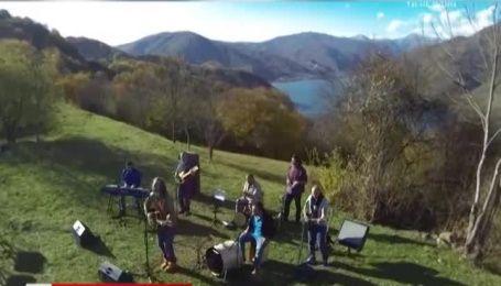 Грузинський гурт «Мгзавребі» виступить сьогодні у Києві