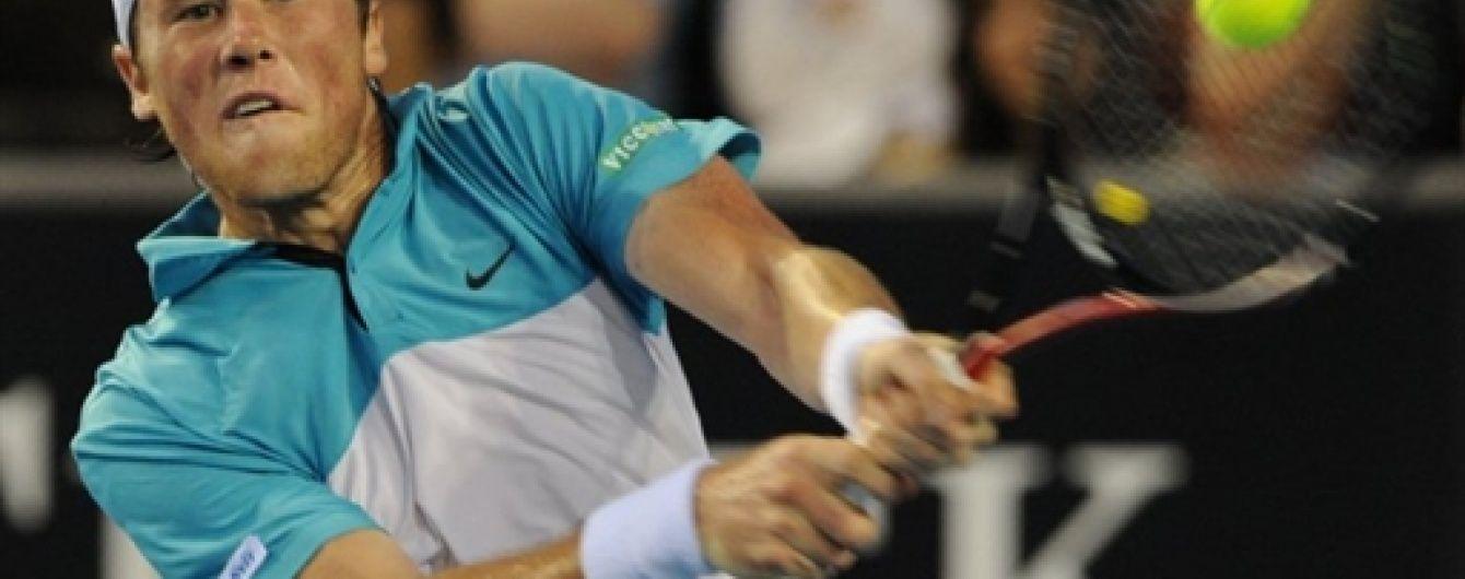 Українець Марченко на турнірі в Досі розібрався з іспанським топ-гравцем