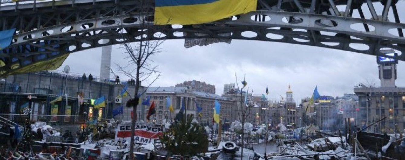 В Киеве почти на все лето закрывают мост над Институтской