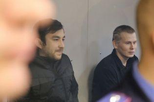 Єрофеєву і Александрову подовжили термін арешту до квітня
