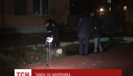 В Киеве подстрелили судэксперта Минюста Александра Рувина
