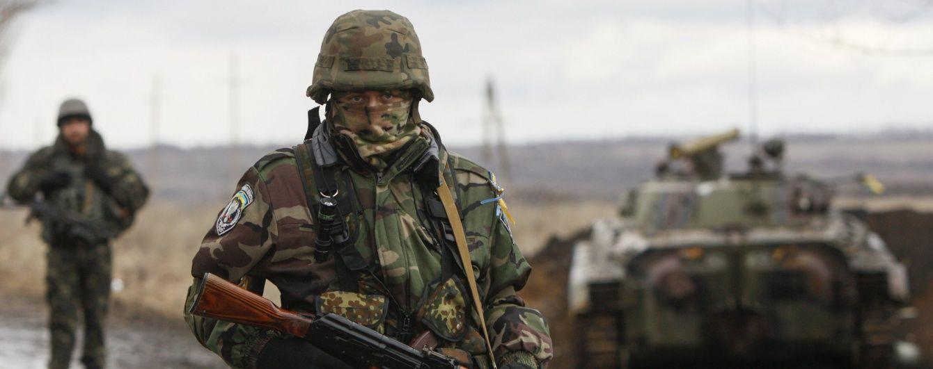 Бойовики взяли в полон двох українських військових