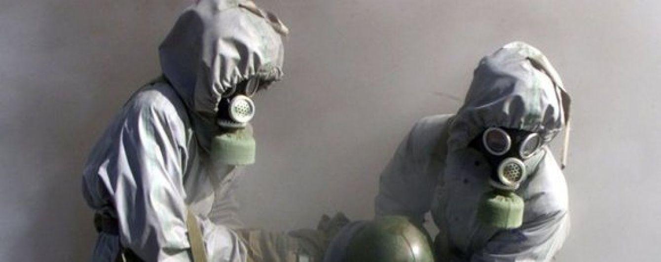 У Сирії джихадисти пустили хімічний газ по повстанцях, постраждали десятки