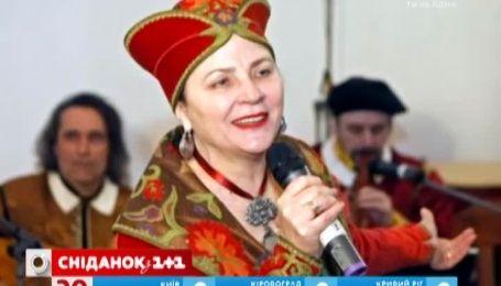 В Киеве состоится концерт Нины Матвиенко «Душа Украины»