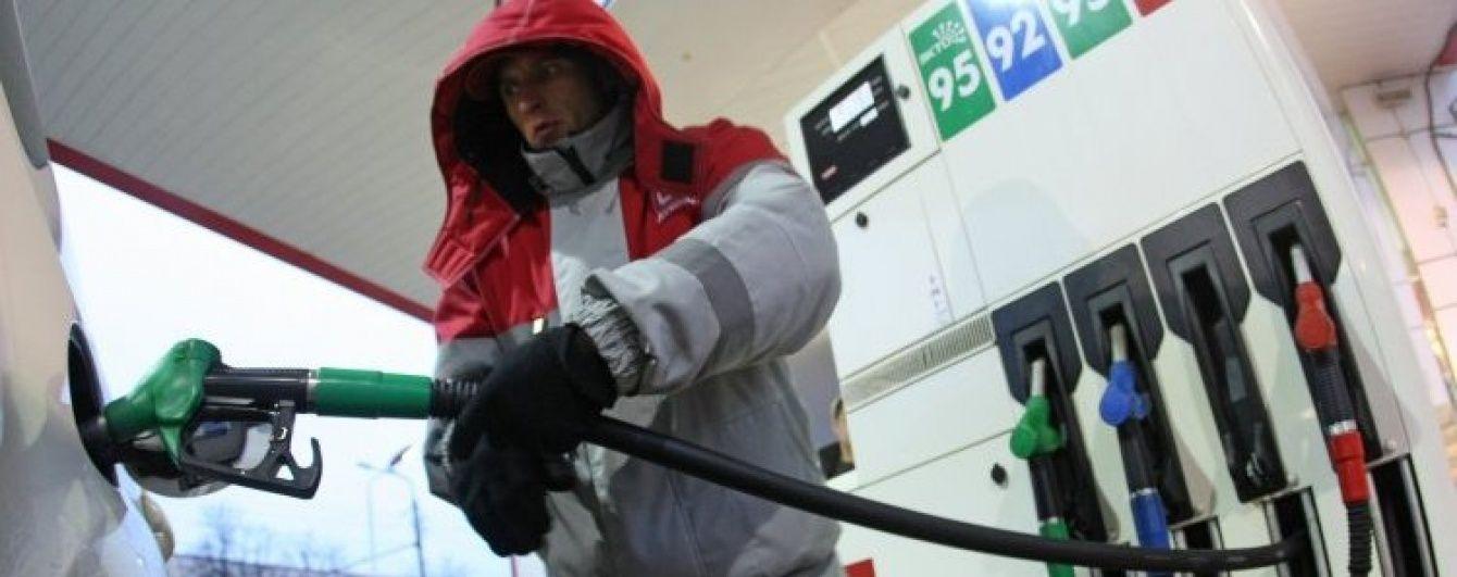 Цены на бензин в Украине выросли, однако газ подешевел
