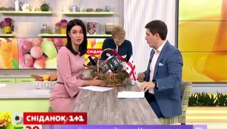 Мій путівник. Руслан Сенічкін та Людмила Барбір відвідали грузинське місто кохання
