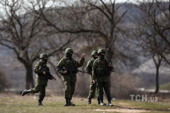Росія розгортає війська біля східного кордону України – Міноборони