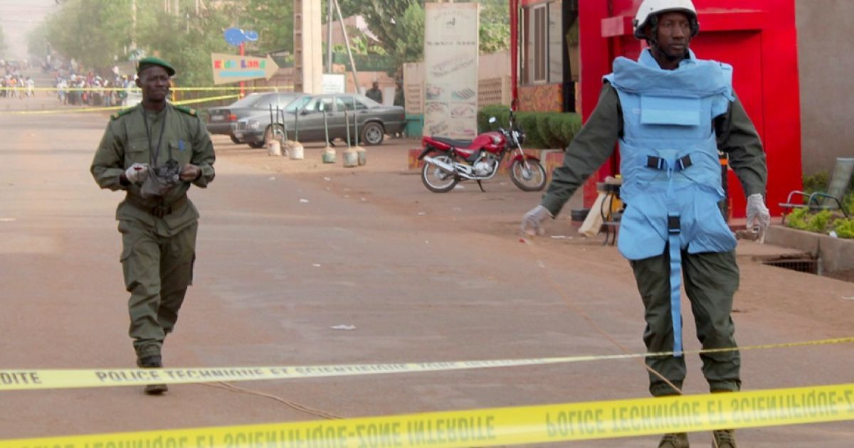 Теракт у Малі