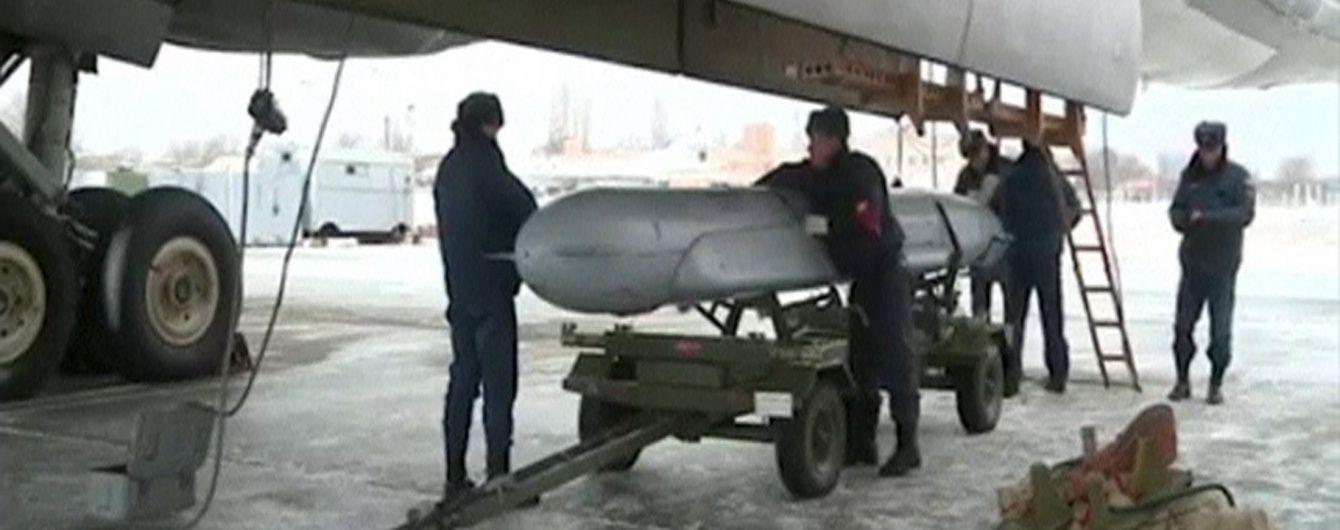 Без перерви на свята: Росія продовжує переправляти до Сирії засоби ПВО і боєприпаси