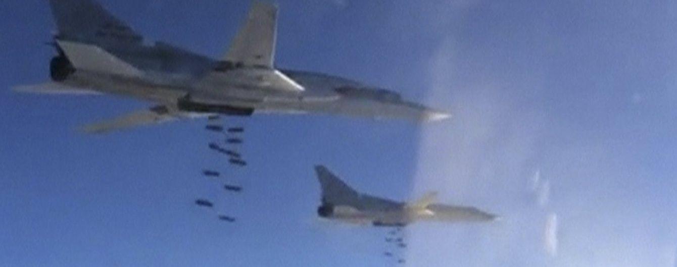 У Сирії російська авіація вбила п'ятьох людей під час намазу