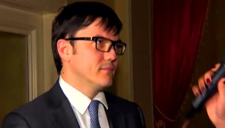 Министр инфраструктуры Пивоварский из-за работы не проводит время с семьей