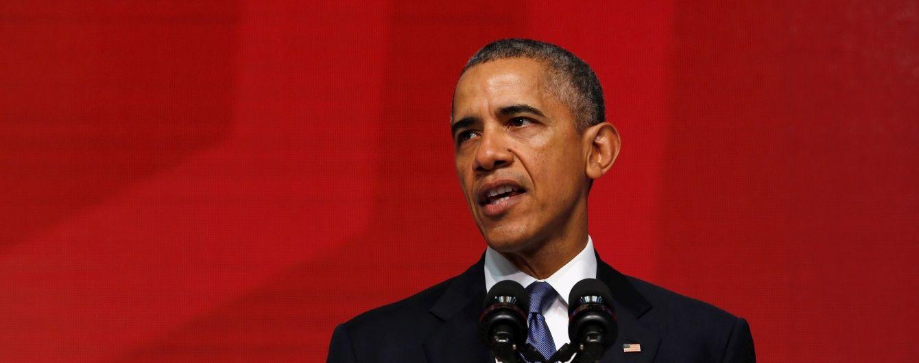 У Держдепі США розтлумачили слова Обами про Україну