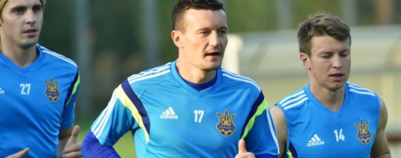Федецкий дал положительную оценку новичкам сборной Украины