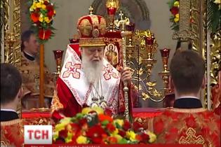 Филарет на Рождество будет молить Христа о победе украинцев над агрессором