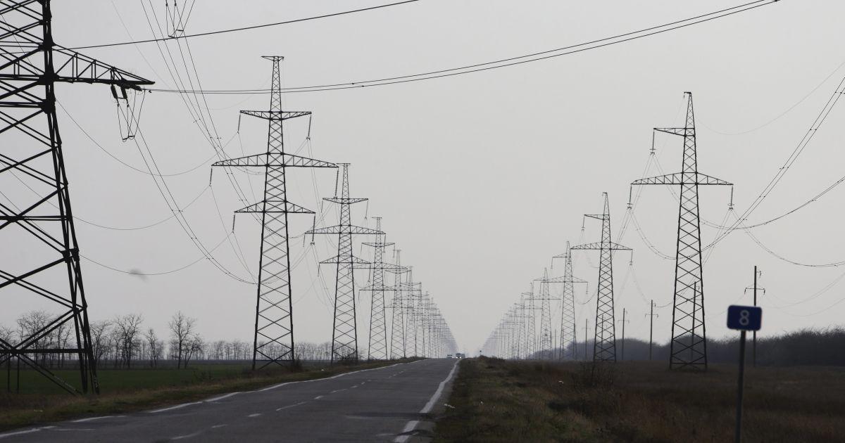 В Украине объявили режим чрезвычайной ситуации в энергетике