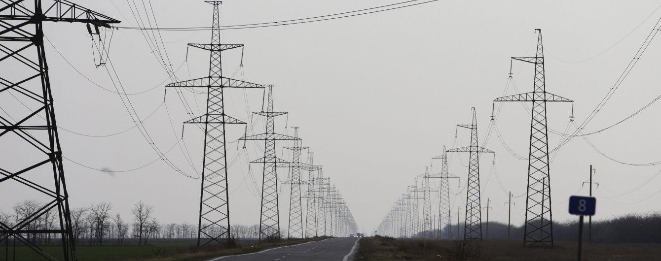 У Росії натякнули, що збираються купувати електроенергію для окупованого Криму в України