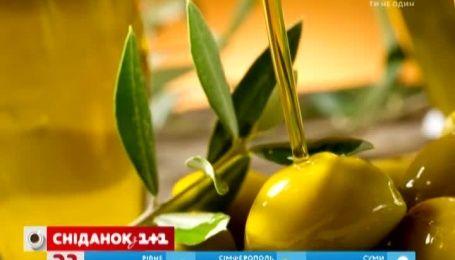 Сало полезнее чем оливковое масло