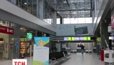 Боевая граната чуть не попала на борт пассажирского самолета в Киеве
