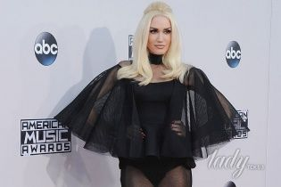 Звезды на красной дорожке American Music Awards-2015