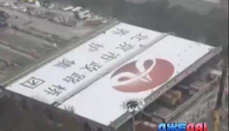 Китайцы построили мост за 43 часа