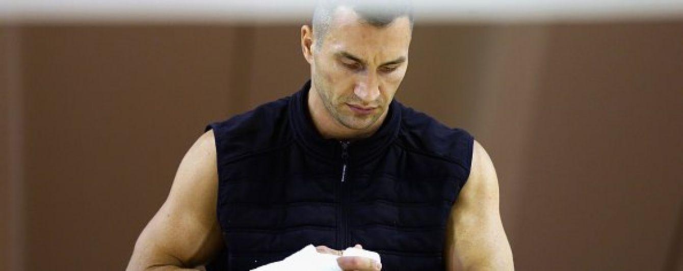 Володимир Кличко розпочав підготовку до бою-реваншу з Ф'юрі