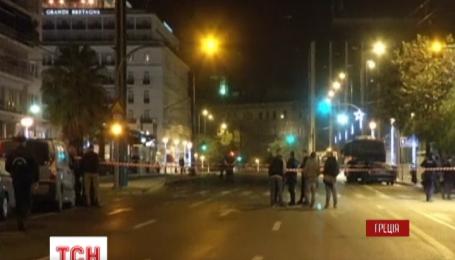 Ночью в торговом центре в Афинах сработала самодельная бомба