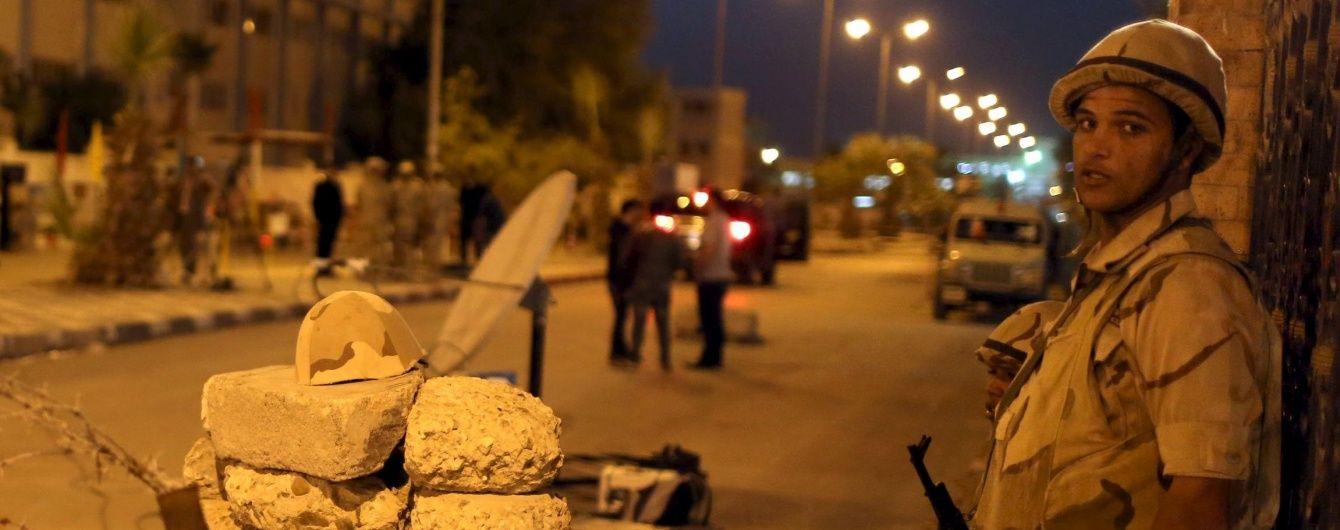 """""""Ісламська держава"""" взяла відповідальність за розстріл поліцейських в Єгипті"""