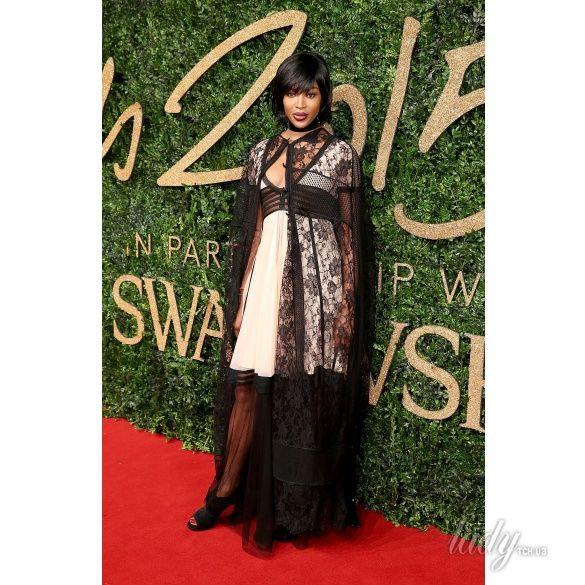 Звезды на British Fashion Awards 2015 _4