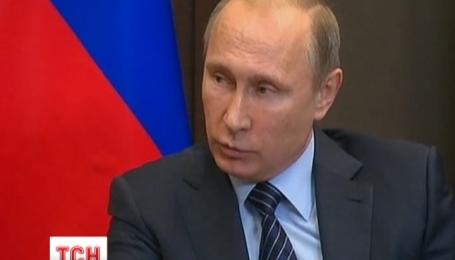 Путин назвал инцидент с Су-24 «ударом в спину» со стороны пособников террористов