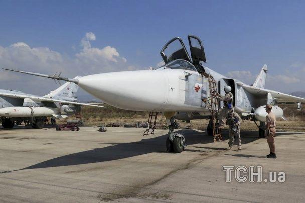 иностранные сми о сбитом су-24
