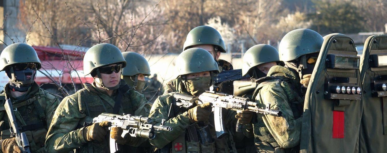 До Новоазовська перекинули підрозділи піхоти РФ і готують морську операцію – розвідка
