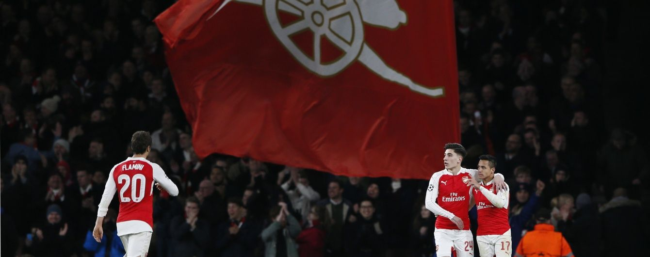 "Фанат лондонського ""Арсеналу"" назвав дочку Ланесра на честь клубу"