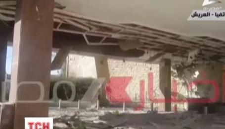 На севере Синайского полуострова совершили теракт против египетских судей