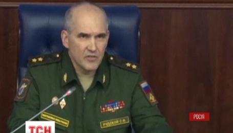 У Росії стверджують, що це турецькі винищувачі перетнули кордон